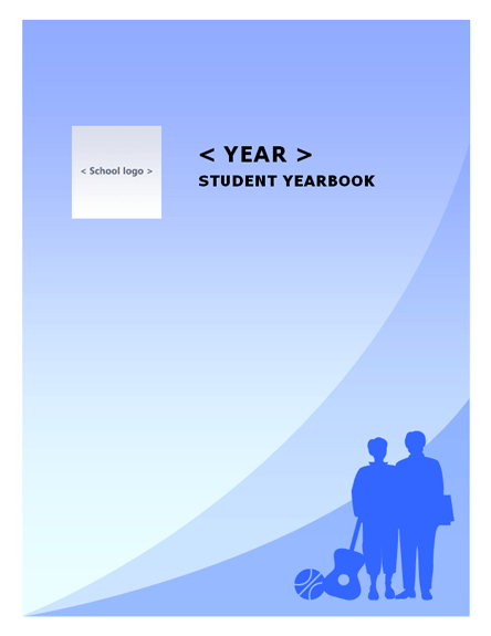 Student Yearbook For Junior High And High School