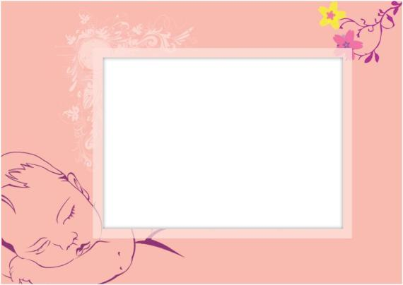 Download Ms Office Baby Girl photo frame Conference ...