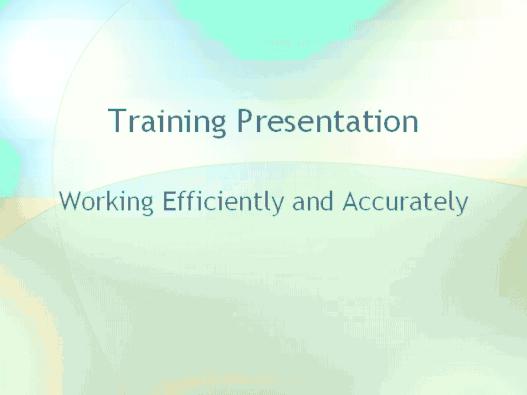 training agenda template microsoft word