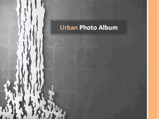 presentation album